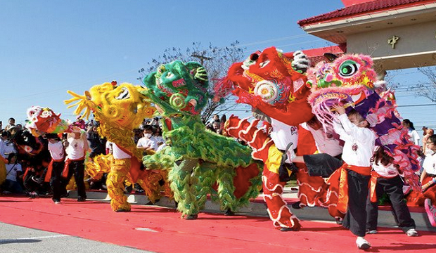 celebrate chinese new year 2018 in austin - Chinese New Year Activities