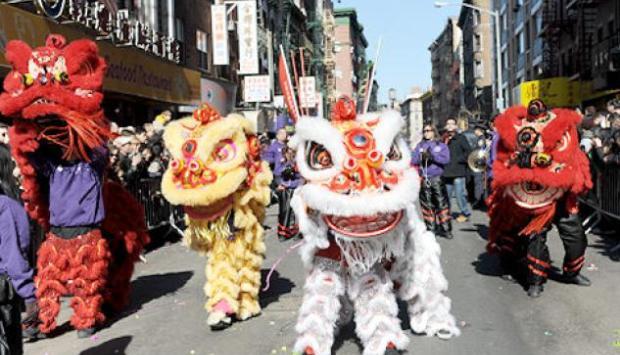 Brooklyn Chinese New Year Celebration