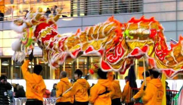 2016 cny parade in philadelphia chinatown for Chinese new years parade