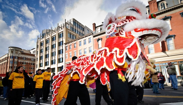 Chinese New Year in Washington DC