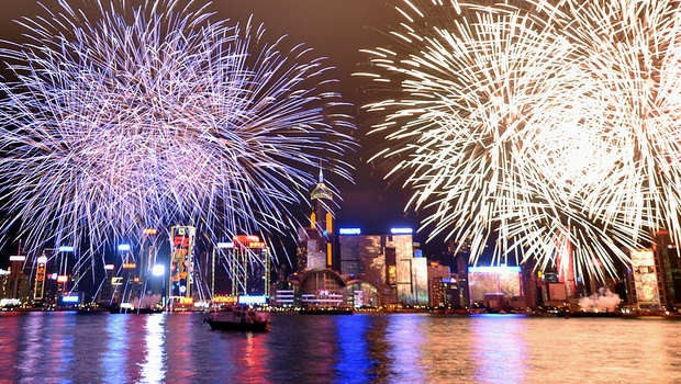 NYE Parties in Hong Kong