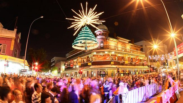 Perth New Years Eve