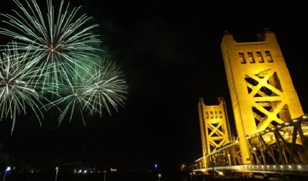 Sacramento New Years Eve