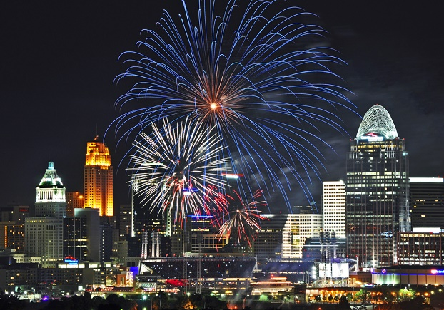 Celebrate New Years Eve 2018 in Cincinnati