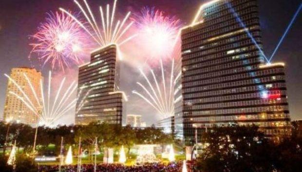 Houston New Years Eve 2014